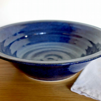 Fruit Bowl - Dark Blue