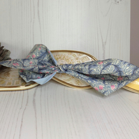 Liberty Print Bow Headband