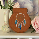 Follow Your Dreams Dreamcatcher Coin Purse
