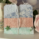 By the Sea set of two gift tags