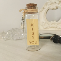 """Kiss For You! Message in a Bottle - Just Lovely Things!"
