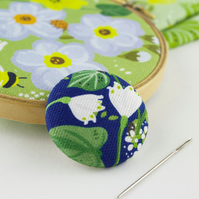 Lilly of the Valley Needle Minder