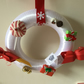 Children's themed christmas wreath Cc300