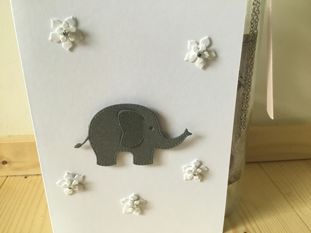 Contemporary any occasion card. CC316