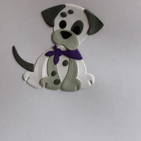 Cute dog card for any occasion. CC385