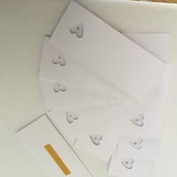 Pack of 10 gift tags. CC396