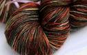 Bluefaced Leicester yarn