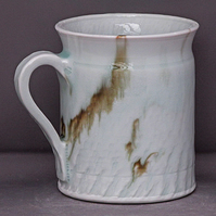 Pottery  mug 9874 porcelain h101 x 84mm 386g