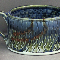 Pottery cup 9888 porcelain h59x92mm 302g