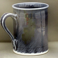 Pottery mug 9916 porcelain h100x76mm 403g