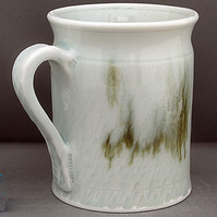 Pottery mug 9929 porcelain h105 x 82mm 425g