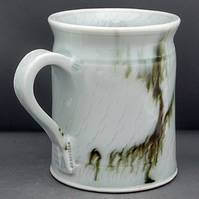 Pottery mug 9930 porcelain h101 x 83mm 422g