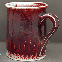 Pottery mug 9931 porcelain h101 x 80mm 418g