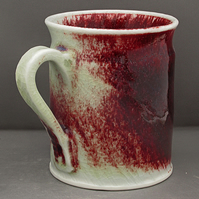Pottery mug 9932 porcelain h102 x 83mm 462g