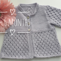 Baby Cardigan 3 - 6 months