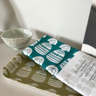 'Babushka' Tray & Tea Towel set
