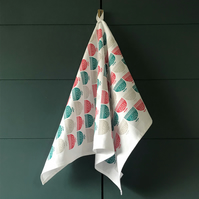 """little Flowers' Tea Towel"