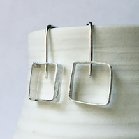 playful ecosilver contemporary earrings