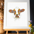 2 x Art Print offer (Marigold the Cow and Primrose the Cow)