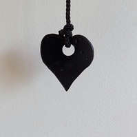 Heart Light Pull .....................Wrought Iron (Forged Steel) Hand Crafted