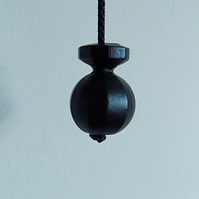 Light Pull & Cord..............................Wrought Iron (Steel)