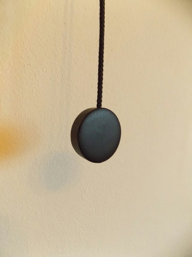 Disc Light Pull & Cord.........................Wrought Iron (Steel)