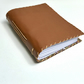 A6 Brown Handmade Leather notebook