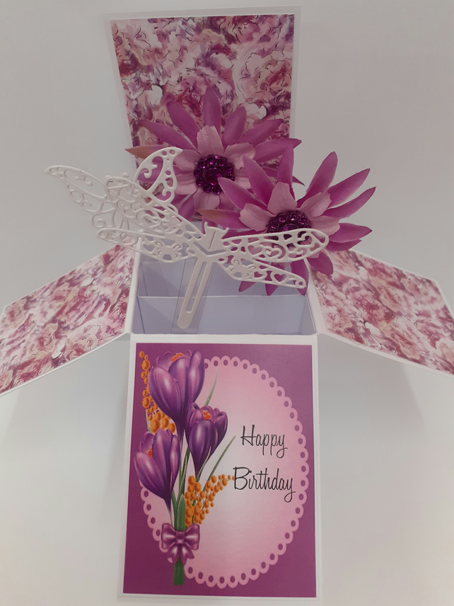 Ladies Birthday Card