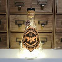 500ml Breaking Bad Golden Moth Chemical Company Conical Flask Lamp