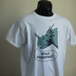 Mens T shirt with prehistoric animal
