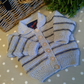Baby Boys Cardigan with Marino Wool  9-18 months size