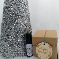 Calm Me Oil. Skincare, Luxury, Calming, Gift Wrapped. 10ml