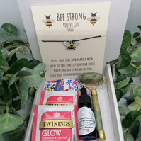 Bee strong & positive skincare Gift