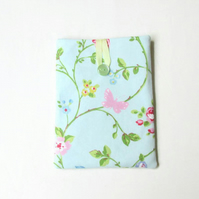 8 inch tablet case in floral fabric - IPad Mini cover