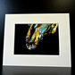 Giclee Print - Mounted - Animal Skull - Scotland