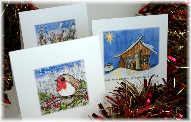 Quirky Christmas Cards