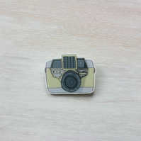 CLEARANCE 'Revere Eye-Matic' camera brooch