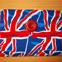 Union Jack Coin Purse