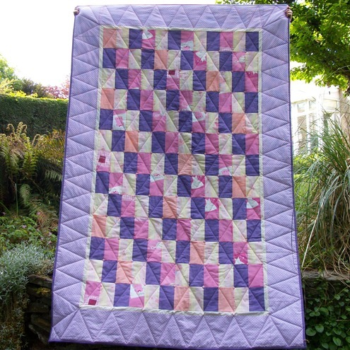 One For the Girls! Single Bed Quilt