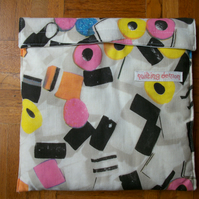 Wheat Bag in Allsorts Print Fabric