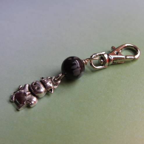 *SALE*Funky Cow Clip on Charm