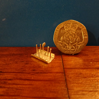 12th Scale Toast Rack