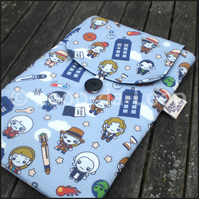 Doctor Who kindle pouch