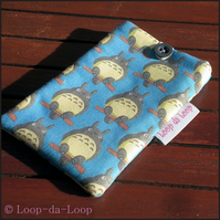 Totoro Studio Ghibli mobile phone pouch (small)