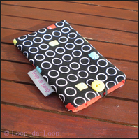 Pacman mobile phone pouch (large)