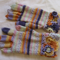 Arianna Gloves pattern