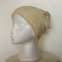 Pattern ' Kissing Steps' Beanie Hat