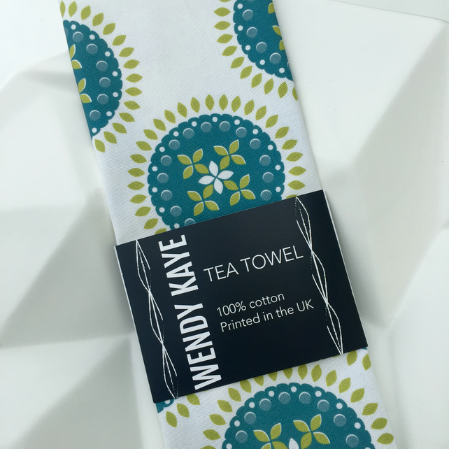 Ivy's Orchard - Tea Towel