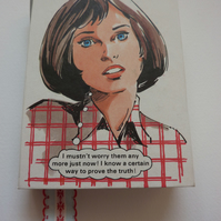 That's NOT my Gran! HANDMADE JOURNAL SPECIAL PACKAGE WITH FREEBIES!