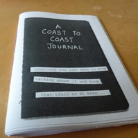 A Coast to Coast Journal (zine)